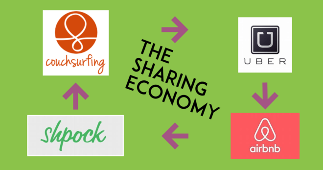 Top Businesses That Rely on the Sharing Economy - The